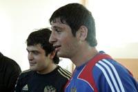ДЗАГОЕВ и КАСАЕВ провели мастер-класс в Беслане
