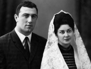 Сергей Андиев красиво ухаживал и был заботливым семьянином.