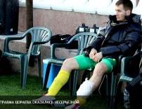 Заколдованная Испания: вслед за ГАТАГОВЫМ и ДЗАГОЕВЫМ травму получил Давид ЦОРАЕВ