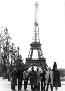 Увидеть Париж - и... навсегда полюбить.