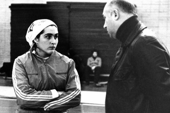 Лариса ЦАГАРАЕВА всегда следовала советам своего любимого тренера Владимира ИВАНОВА.