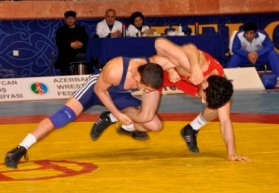 Асланбек АЛБОРОВ стал чемпионом Азербайджана