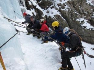 Зимний Цей пополнил ряды инструкторов альпинизма