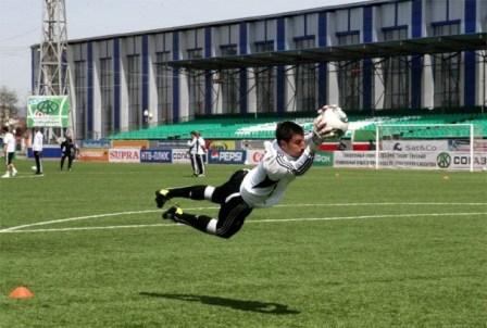 Сослан ДЖАНАЕВ тренируется с «Ростовом»