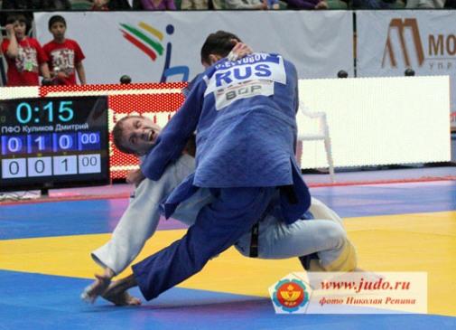 Джейхун ЭЙЮБОВ стал чемпионом России в третий раз