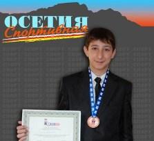 Алим КАЛАЕВ: увидеть Турцию и стать призером