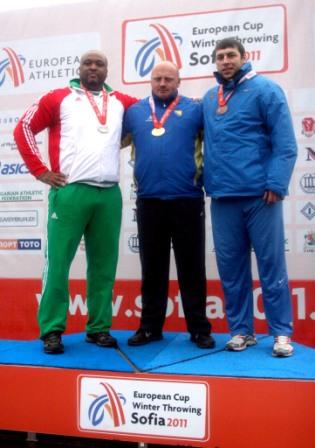 Европейская бронзовая медаль - это отличное начало нынешнего сезона.