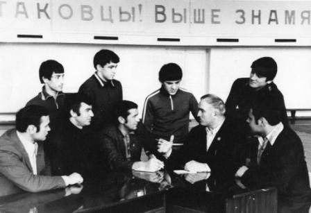 Разбор «полетов»: сборная команда Карачаево-Черкесии под руководством Асланбека Дзгоева стала победителем первенства СССР среди юношей.