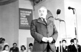 Как шахматисты Владикавказа «негостеприимно» встретили гроссмейстера ФЛОРА