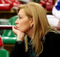 Ирина КЕСАЕВА: «На дорожке надо быть «тигром» – это я и пытаюсь привить ученикам»