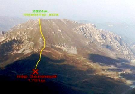 Альпинисты начнут восхождение к вершине в «городе мертвых»