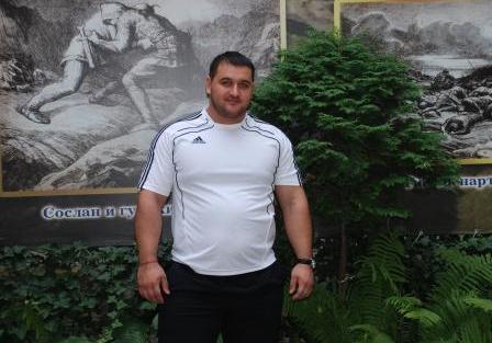 Руслан АЛБЕГОВ: «Мой «допинг» – осетинский флаг! Смотрел на него и заряжался энергией»