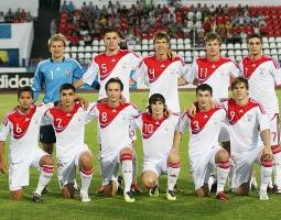 ДУДИЕВ, ЦАЛЛАГОВ и ГАТАГОВ – в молодежной сборной России
