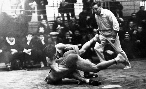 Руслан ПЛИЕВ много лет демонстрировал чемпионскую борьбу.