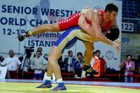 Так завоевывают медали. Рустам ТОТРОВ на чемпионате мира. Фоторепортаж
