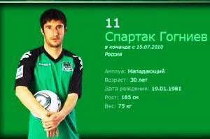 Спартак ГОГНИЕВ помог бразильцу забить в пустые ворота