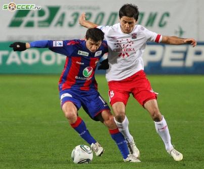 Алан ДЗАГОЕВ – в пятерке лучших игроков чемпионата России