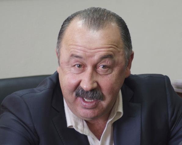 Валерий ГАЗЗАЕВ: «Российский футбол сделал ощутимый шаг вперед
