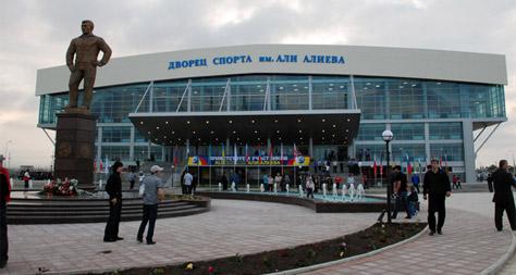 Чемпионат мира-2015 по борьбе может состояться в Махачкале