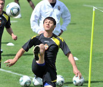 Алан ДЗАГОЕВ: «Если пройдем «Реал», серьезно займусь английским»