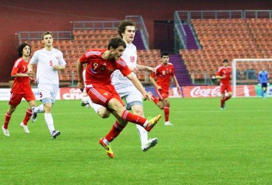 Шота БИБИЛОВ стал лучшим игроком Кубка Содружества