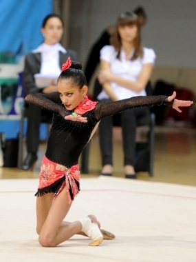 Милана КАБИСОВА признана самой красивой участницей турнира.