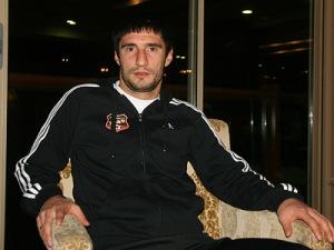 Спартак ГОГНИЕВ: «По-настоящему доверие я чувствовал только у одного тренера — у Юрия ГАЗЗАЕВА»