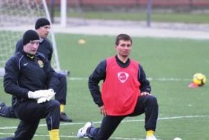 Давид ЦОРАЕВ восстановился и готовится к большому футболу