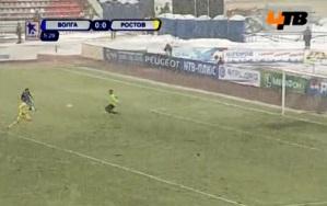 Шота БИБИЛОВ забил в третьем матче подряд