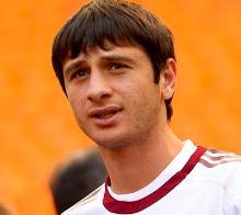 Алан ДЗАГОЕВ будет восстанавливать кондиции со второй сборной России