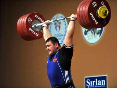 Руслан АЛБЕГОВ: «К чемпионату Европы был готов на 60%»