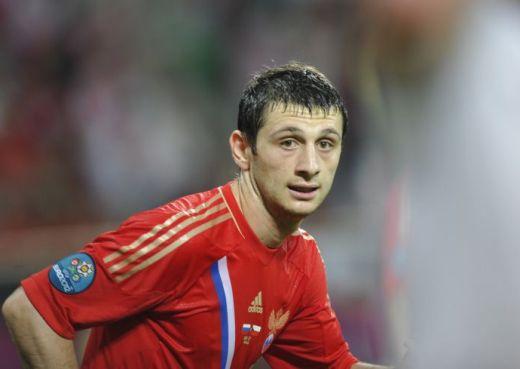 Алан ДЗАГОЕВ: «Играем в футбол в свое удовольствие»