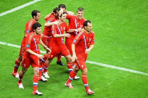 Эксперты считают Алана ДЗАГОЕВА «звездой Евро-2012»