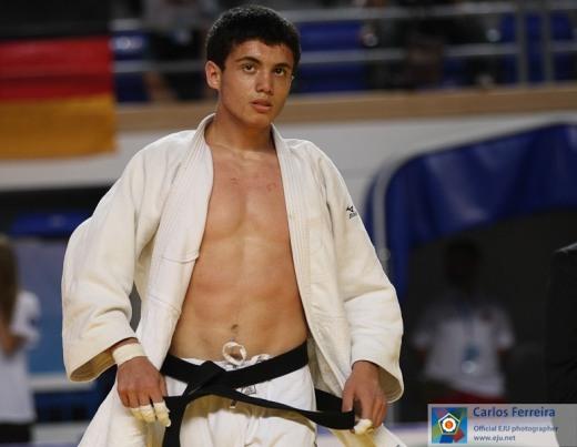 Только что Руслан ГОДИЗОВ стал чемпионом Европы.