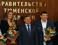 Рустам ТОТРОВ получил в Тюмени трехкомнатную квартиру
