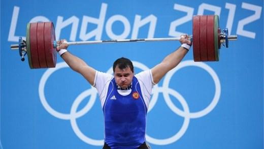 Руслан АЛБЕГОВ: «Моя Олимпиада начнется через четыре года»