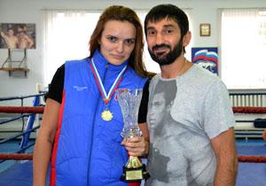 Елена КУЗИНА: красавица, спортсменка, чемпионка России