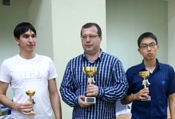 Алексей ДРЕЕВ совершил шахматный хет-трик