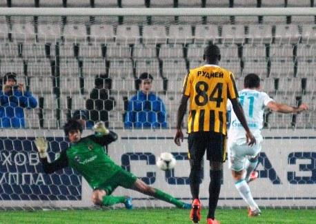 Виталий ГУДИЕВ: «Хотя проиграли, команда сыграла отлично…»