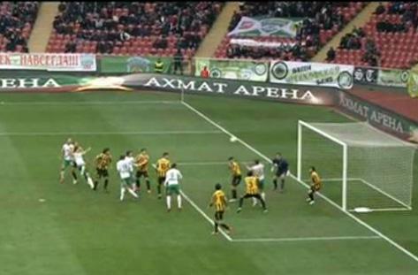 Рамзан Кадыров поздравил болельщиков «Терека» с победой над «Аланией»