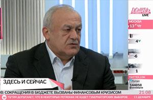 Глава Северной Осетии: отмена прямых выборов лидеров северокавказских республик возможна