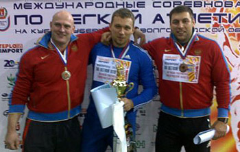 Сослан ЦИРИХОВ начал год с бронзовой медали
