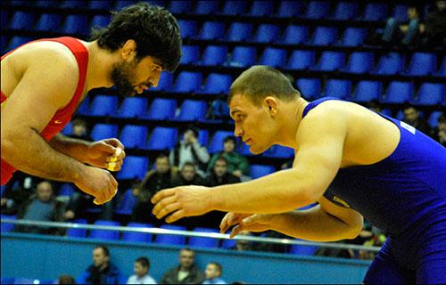 Ален Засеев против Александра Хоцяновского.