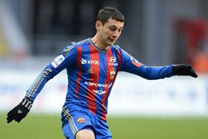 «Анжи» запросил у ЦСКА цену за Алана ДЗАГОЕВА