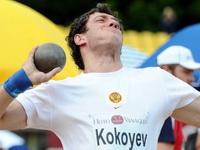 Пятая попытка Валерия КОКОЕВА попала в медаль