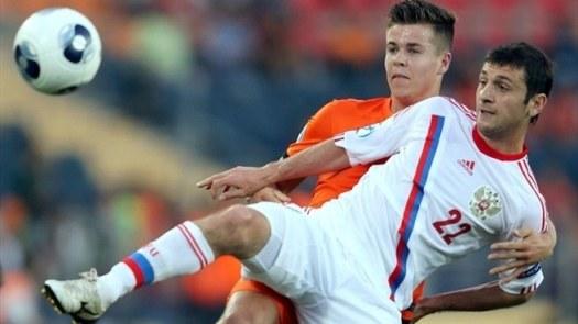 Алан ДЗАГОЕВ вошел в символическую молодежную сборную Европы