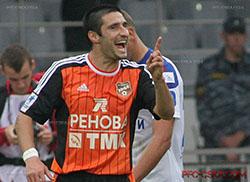 Спартак ГОГНИЕВ установил несколько рекордов