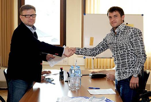 Алан КАСАЕВ: «Перейти в «Динамо» была отчасти и моя инициатива»