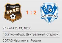ГОГНИЕВ забил, но «Урал» проиграл