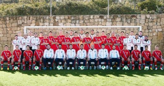 В Белфаст в составе сборной России поедут два осетинских футболиста